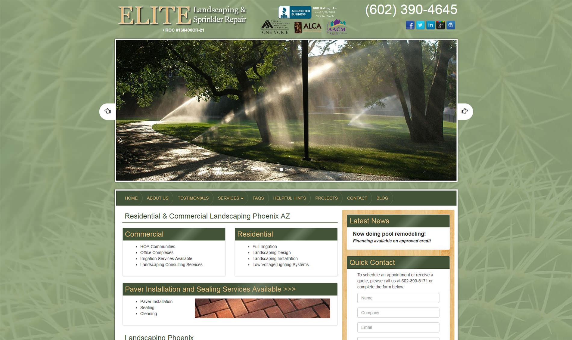 elite-sprinkler