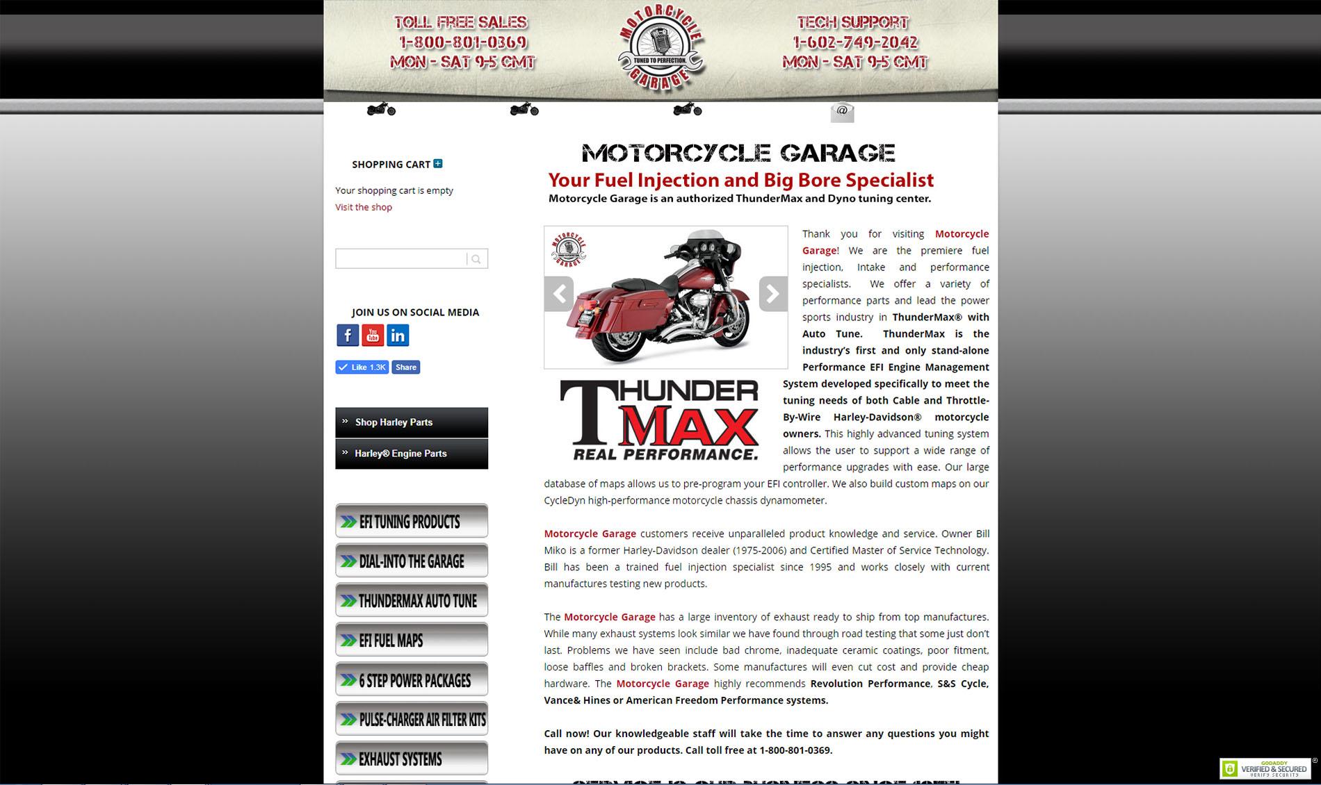 https://motorcyclegarage.net/