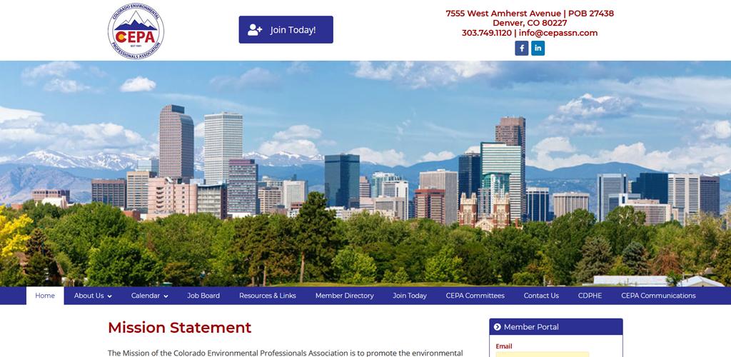 Colorado Environmental Professionals Association